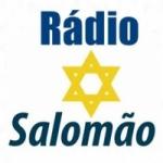 Logo da emissora Rádio Salomão