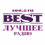 Logo da emissora Best 100.5 FM