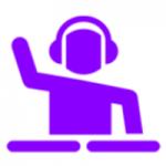 Logo da emissora Rádio Na Pista