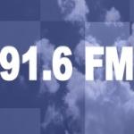 Logo da emissora Culture 91.6 FM