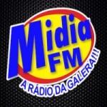 Logo da emissora Rádio Mídia