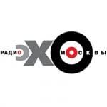 Logo da emissora Radio Echo of Moscow 91.2 FM