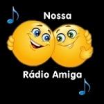 Logo da emissora Nossa Rádio Amiga