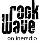 Logo da emissora Rock Wave