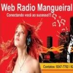 Logo da emissora FM Mangueiral