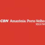 Logo da emissora Rádio CBN 101.9 FM