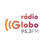 Logo da emissora Rádio Globo 95.3 FM