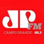 Logo da emissora Rádio Jovem Pan 95.3 FM