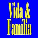Logo da emissora Rádio Vida e Família
