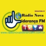 Logo da emissora Rádio Nova Liderança FM