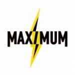 Logo da emissora Radio Maximum 103.7 FM