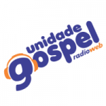 Logo da emissora Rádio Unidade Gospel