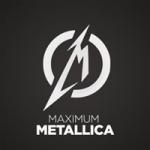 Logo da emissora Radio Maximum Metallica