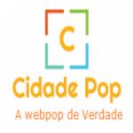 Logo da emissora Cidade Pop
