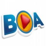 Logo da emissora Boa FM Bahia