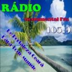 Logo da emissora Rádio Monumental FM