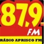 Logo da emissora Rádio Aprisco FM