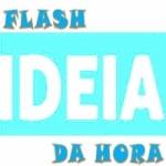Logo da emissora Ideia Flash da Hora