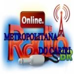 Logo da emissora Rádio Metropolitana do Cariri