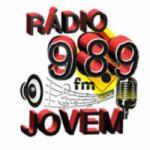 Logo da emissora Rádio Jovem 98