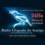 Logo da emissora Rádio Chapada do Araripe