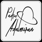Logo da emissora Rádio Padre Adalmiran