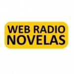 Logo da emissora Webrádio Novelas