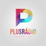 Logo da emissora Plus Rádio Fortaleza