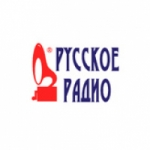 Logo da emissora Russian Radio 102.9 FM