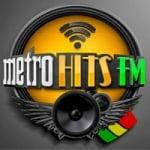 Logo da emissora Rádio Metro Hits