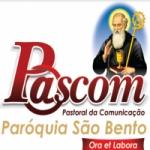 Logo da emissora Web Rádio Pascom São Bento