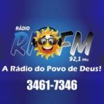 Logo da emissora Rio FM 92