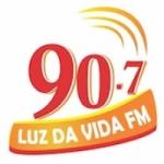 Logo da emissora Luz da Vida FM