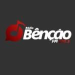 Logo da emissora Bênção FM