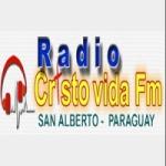 Logo da emissora Radio Cristo es Vida FM