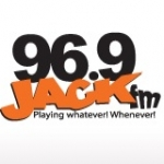 Logo da emissora Radio CKLG Jack 96.9 FM
