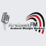 Logo da emissora Arabesk FM Radio