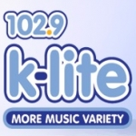 Logo da emissora Radio CKLH K-Lite 102.9 FM