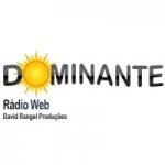Logo da emissora Dominante Rádio Web