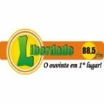 Logo da emissora Rádio Liberdade 88.5 FM
