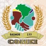 Logo da emissora Rádio Comei Brasil