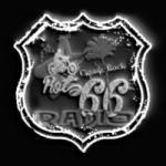 Logo da emissora Rádio Rota 66 Classic Rock