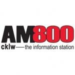 Logo da emissora Radio CKLW 800 AM