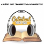 Logo da emissora Catedral Rádio Web