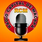 Logo da emissora Rádio Capital de Macapá