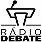 Logo da emissora Rádio Debate