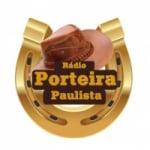 Logo da emissora Rádio Porteira Paulista
