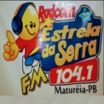 Logo da emissora Rádio estrela da Serra Web