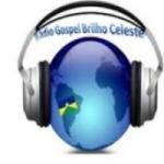 Logo da emissora Rádio Gospel Brilho Celeste