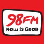 Logo da emissora 98 FM